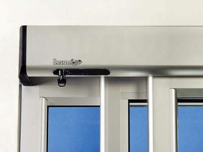 Установка и ремонт приводов раздвижных дверей Besam