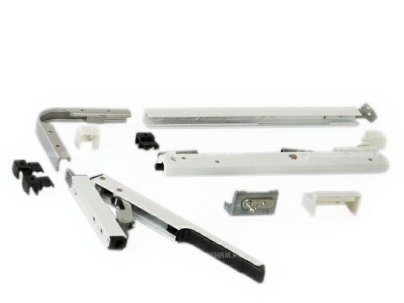 Ремонт пластиковых окон поворотного механизма