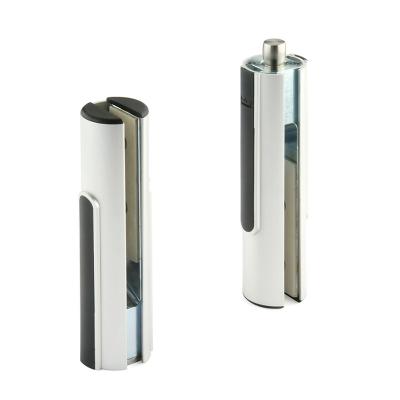 Установка системы маятниковых дверей Beyond Dorma с защитой от зажатия